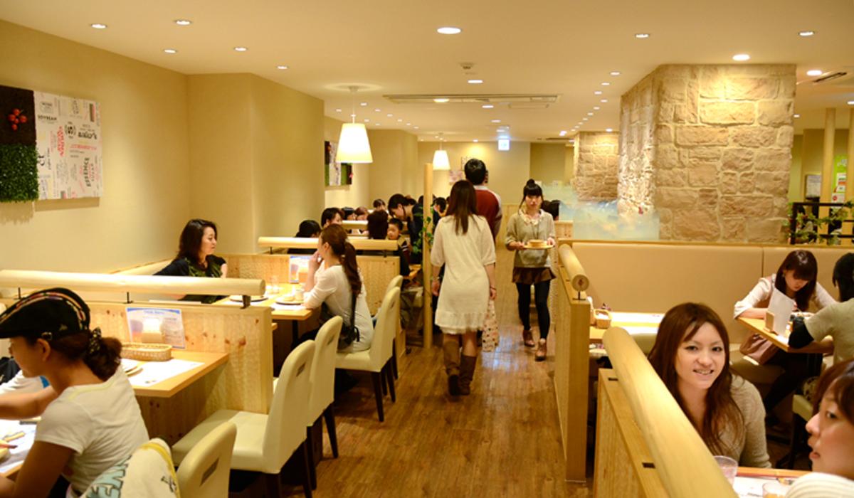 旬菜食健ひな野仙台クリスロード店