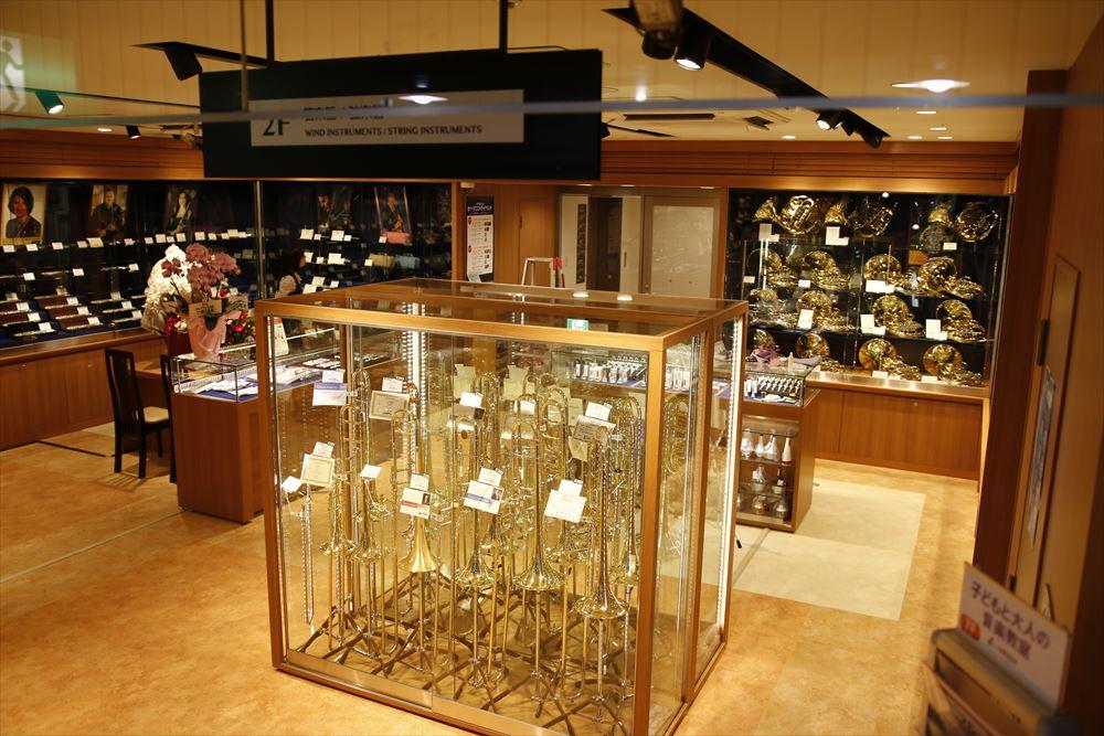 山野楽器仙台店