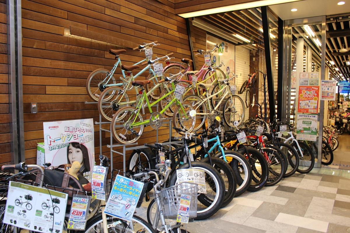 ハヤサカサイクル仙台中央店